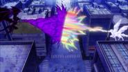 Cañon final tragico vs explosion arcoiris