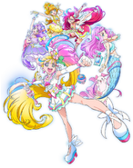 TroRouge Visual Four Cures