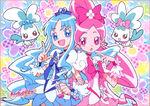 Heartcatch Pretty Cure! Blossom and Marine image