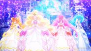 Поклон Принцесс ПриКюа после их атаки