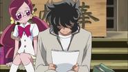 Ban le revela a Tsubomi y Erika que su sueño es ser un mangaka