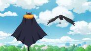 Batty las ve escapar