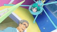 STPC2.10-Lala y Prunce se esconden del abuelo de Hikaru
