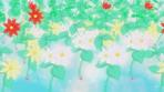 The flower field