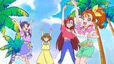 Viva! Spark! Manatsu, Asuka, Minori and Sango
