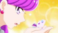 KKPCALM47-Yukari with crystal cat