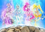 Tropical-Rouge Movie Heartcatch Visual