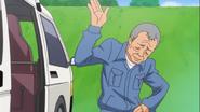 El abuelo olvdo algo