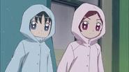 Tubomi y Erika deciden salvar a Aya