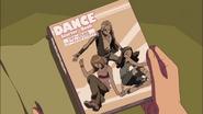 Libro baile setsuna