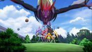 Howling va directo hacia las Pretty Cure