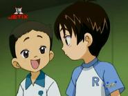 Yuyi y Ryouta