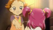 Rin y nozomi pequeñas