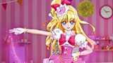Cure Up RaPaPa Miracle dancing