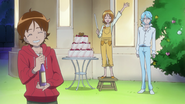 Seiji y Blue haru no carnival