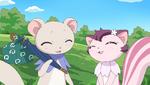 FPC32-Tarte & Azukina smile