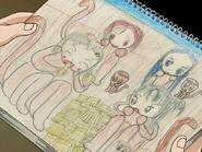 Dibujo minori monos