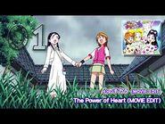 Futari wa Precure Max♡Heart The Movie Theme Single Track 01