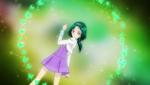Komachi Metamorphose in summer school uniform