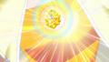 El Cristal Futuro Anaranjado aparece por primera vez