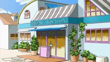 FPC02 Beauty Salon, the Aono-Family's house