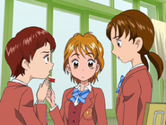 Shiho rina vacaciones honoka