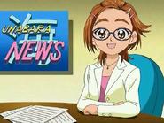 Saki presentadora