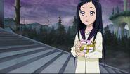 Suzu esta sorprendida de que su amiga sea una Pretty Cure