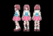 Nodoka Profile Toei