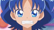 Aoi llora pensando que es una falla