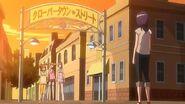 Love y las demás encuentran a Setsuna