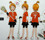 Nagisa boceto lacrosse