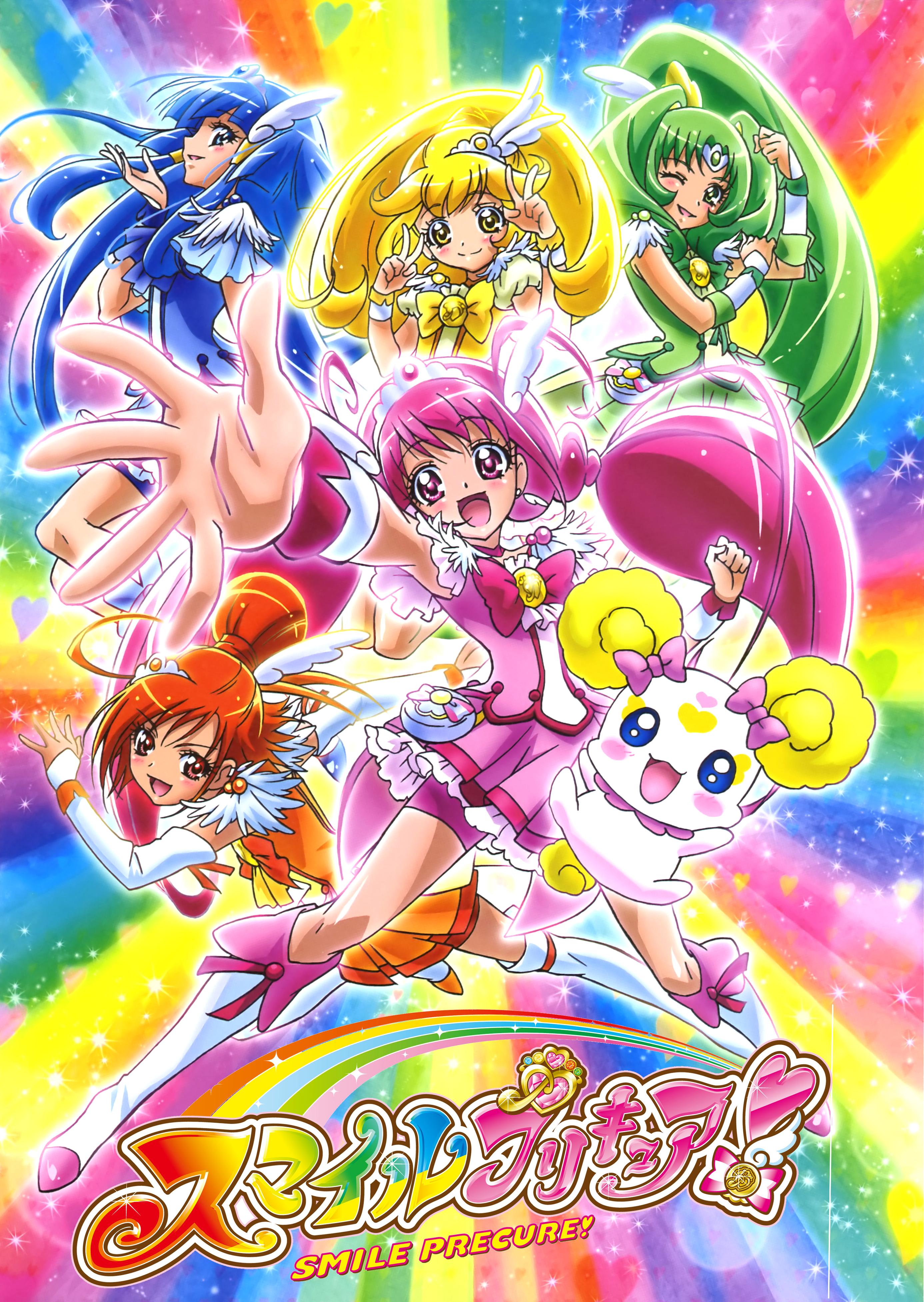 Episodios de Smile Pretty Cure