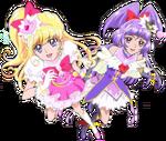MahoGirls Minna de Utau Kiseki no Mahou!