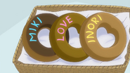 Donuts energia
