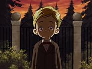 Niño de la mansión aparece