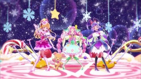 1080p Maho Girls Pretty Cure! Ending 2 December