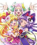 Mahou Tsukai Pretty Cure! visual