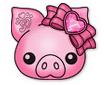 Cure decor cerdo