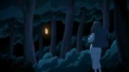 Kaoruko encuentra una cabaña