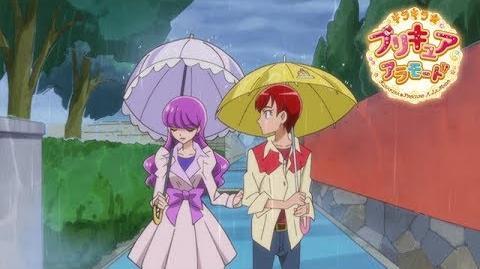 キラキラ☆プリキュアアラモード_第33話予告_「スイーツがキケン!?復活、闇のアニマル!」
