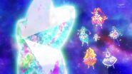 Imaginación Estrella Destelleante Pretty Cure