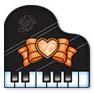 Piano Cure Decor