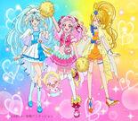 HUGtto! Pretty Cure Hotel visual