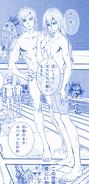 Hayato y Shun manga