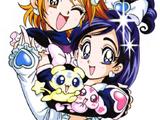 Futari wa Pretty Cure Manga (Kamikita Futago)