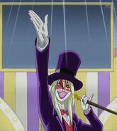 Mucardia as a showman