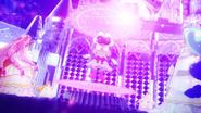 Pretty Cure alrededor del zetsuborg