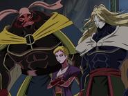 Tres guardianes hablan valdes