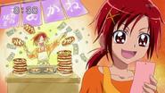 Akane explicando su deseo